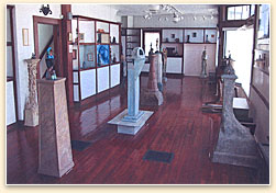View of First Floor Gallery